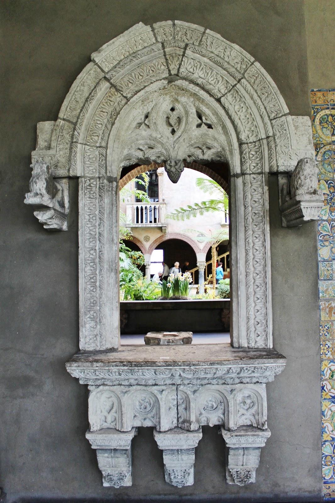 bijuleni - Isabella Gardner Museum Courtyard Garden, Boston