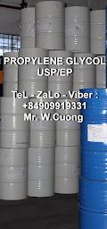 Propylene Glycol USP/EP ; GLYCOL Chiller ; Glycol Coolant System
