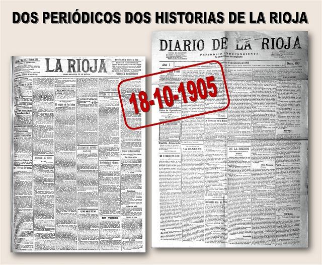 'EL DIARIO DE LA RIOJA', EL OTRO PERIÓDICO DE LA RIOJA