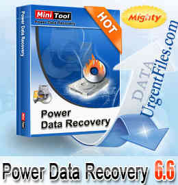 Power Data Recovery Free Download 6.6 Free Edition