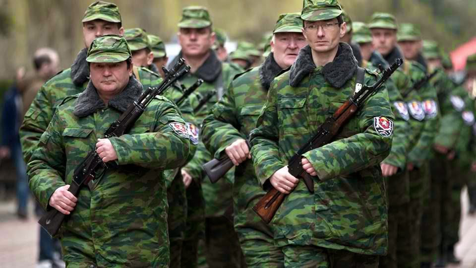 Russian Armed Forces