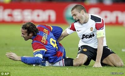 Man Utd, Basel, Europe, Pain