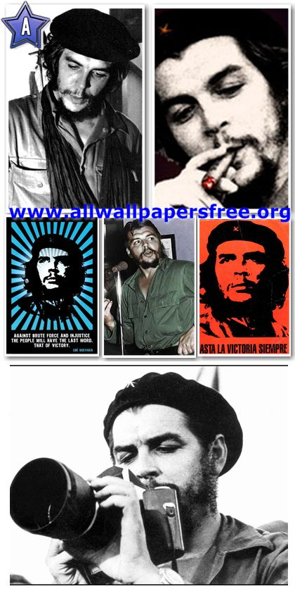 320 Che Guevara Photos [LR and HR Up to 4000 Px]