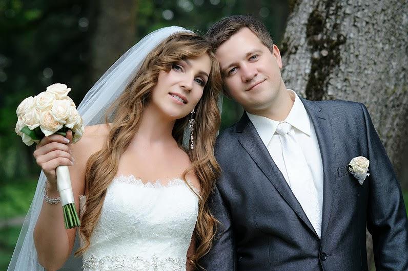 Tradicinė vestuvių nuotrauka
