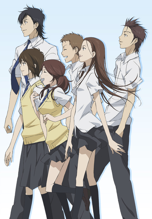 Obsesiones Otaku: Reseña anime: Sukitte ii na yo