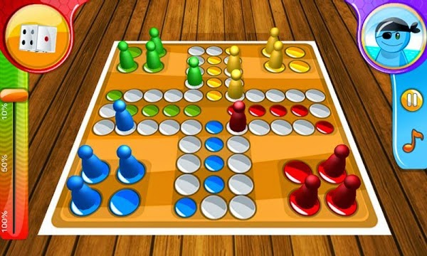 Ludo Master Gameplay