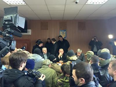 Правосудие по-украински (видео)