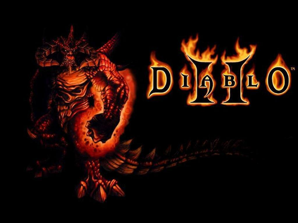 Diablo HD & Widescreen Wallpaper 0.266909779534894