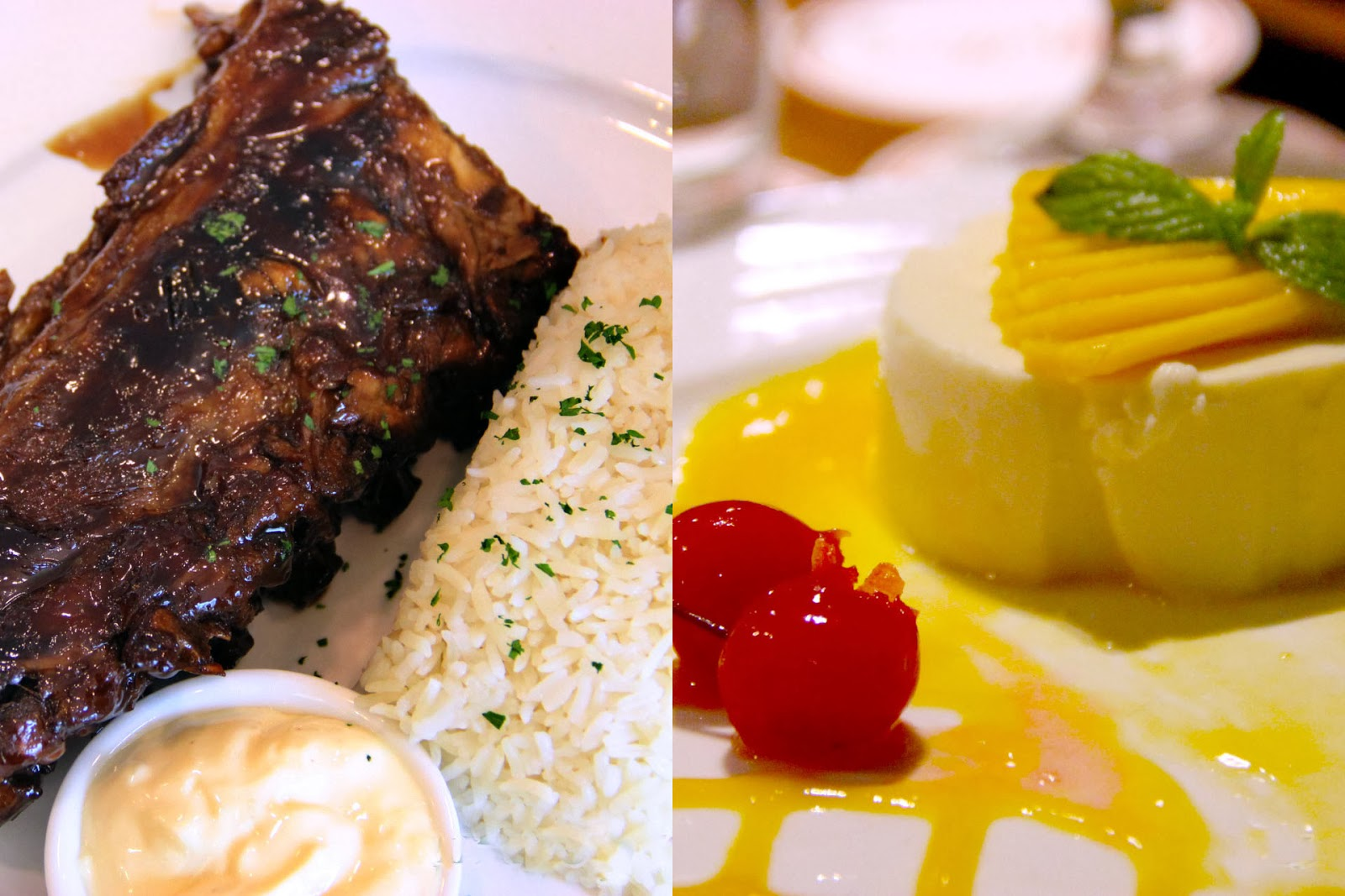Mango Tours Microtel by Wyndham Mall of Asia Millie's Restaurant food 3