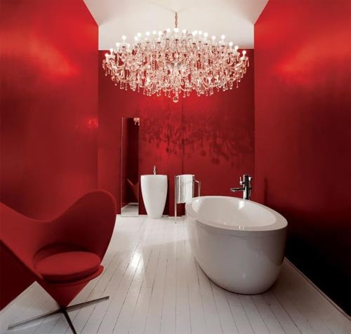 Amazing Bathroom Ideas Part 1 Apartment Therapy In Little Red