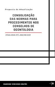 Consolidação das Normas para Procedimentos nos Conselhos de Odontologia
