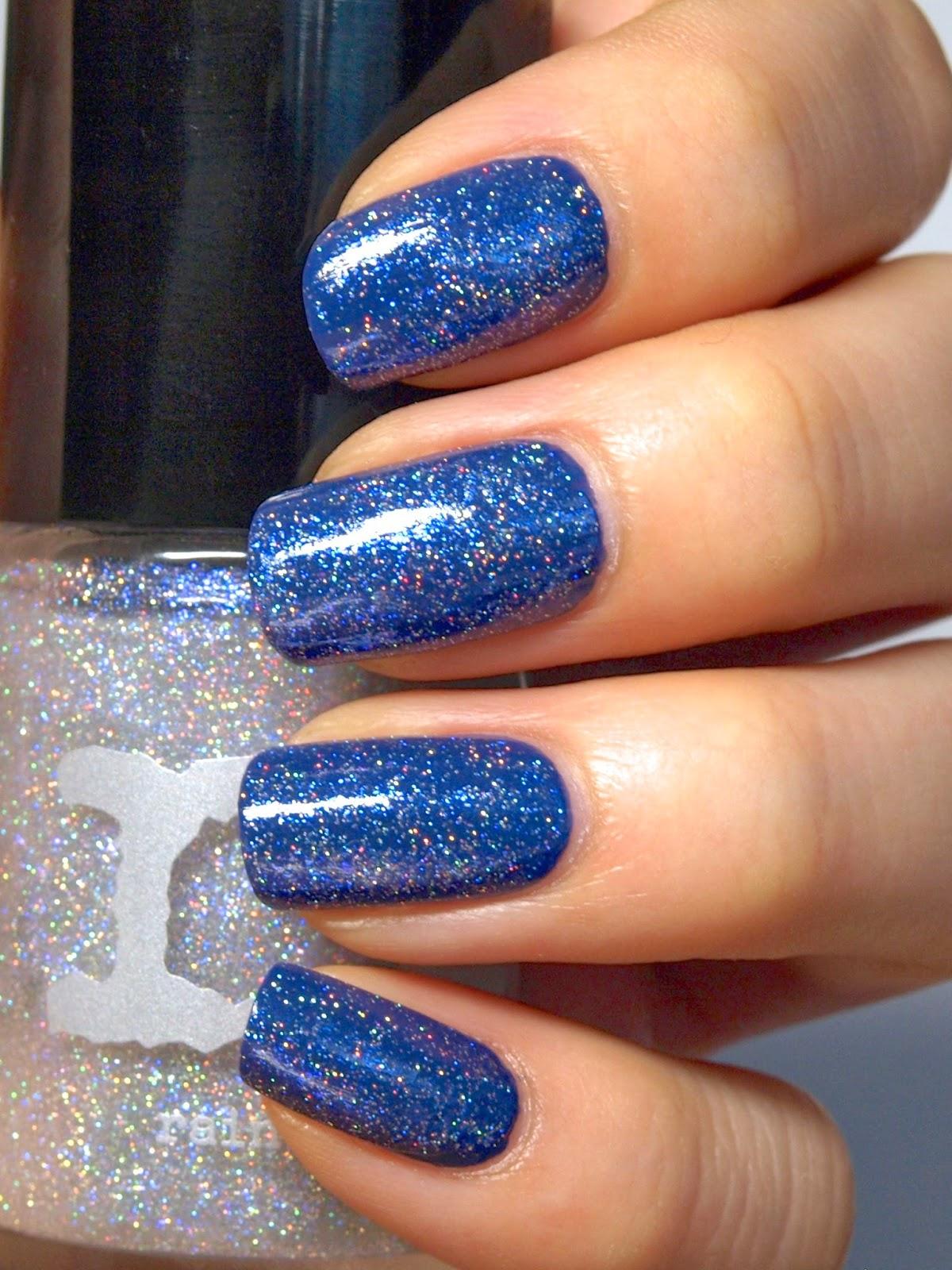 Diamond Dust Nails | Best Nail Designs 2018