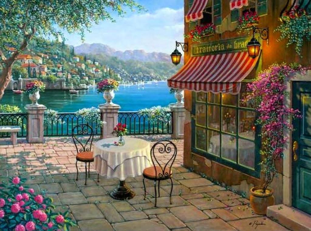 paisajes-realistas-al-oleo-con-flores