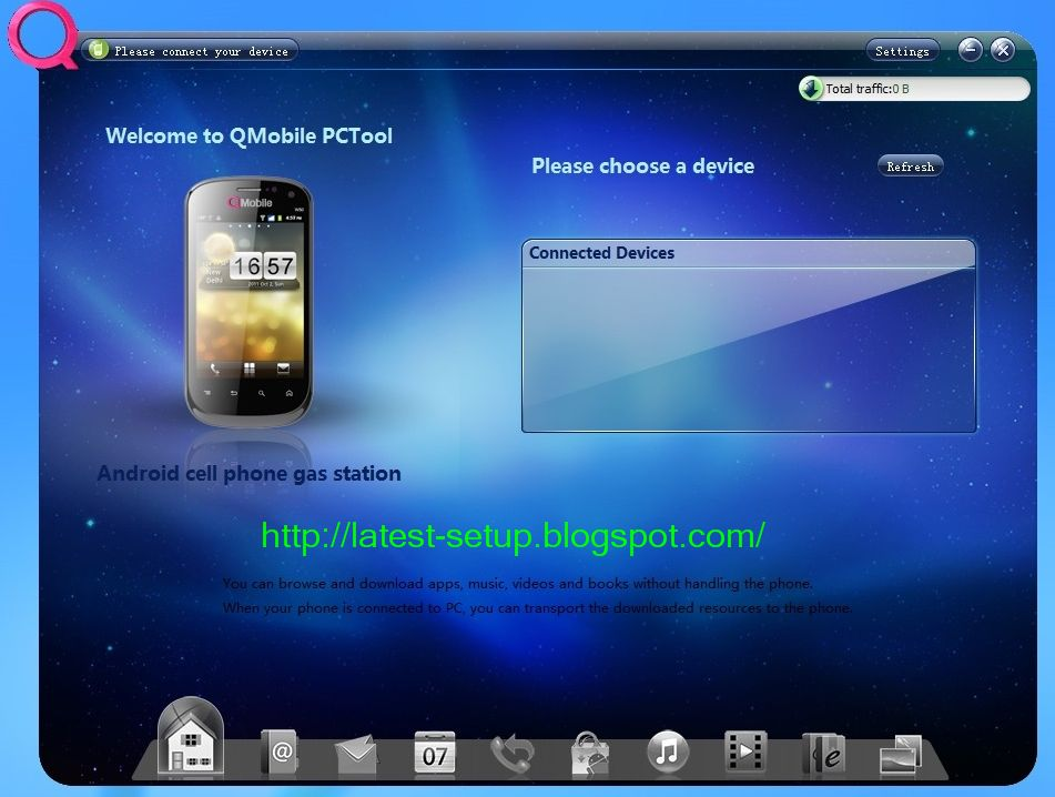 QMobile PC Suite Latest Version Free Download For Windows - AllMobiTools