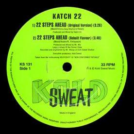 Katch 22 – 22 Steps Ahead (VLS) (1994) (192 kbps)