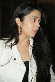 Actress Charmi Kaur Pictures in Jeans at One by Two Movie Celetes 20 Years Event 0057