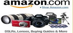 get DSLR and tools, accessories on amazon.com