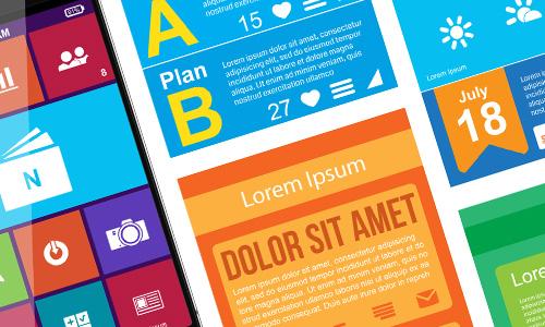 Evolution of Flat Design – Creative Emergence for Flat Aesthetics