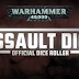 Updates to the Warhammer 40k Assault Dice App
