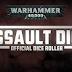Updates to the Warhammer 40k Assault Dice App