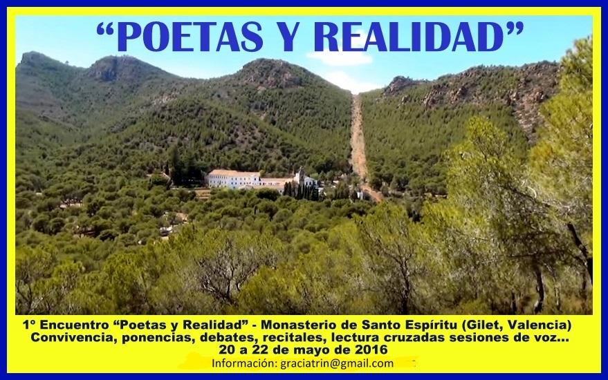 POETAS Y REALIDAD - Encuentros poéticos