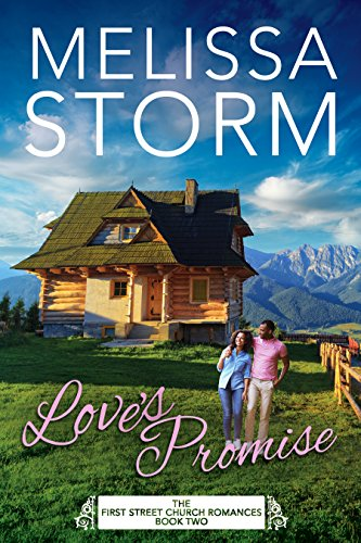 "Featured book ""Love's Promise"""