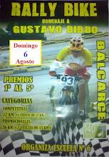 "Ralli Bike ""Reconocimiento Deportivo a Gustavo Bibbo"""