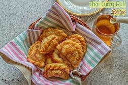 Updated Curry Puff Recipe