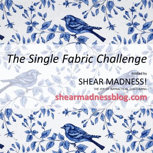 Single Fabric Challenge