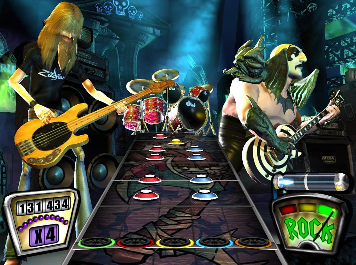 Generic Guitar Hero And Rock Band Game Reviews