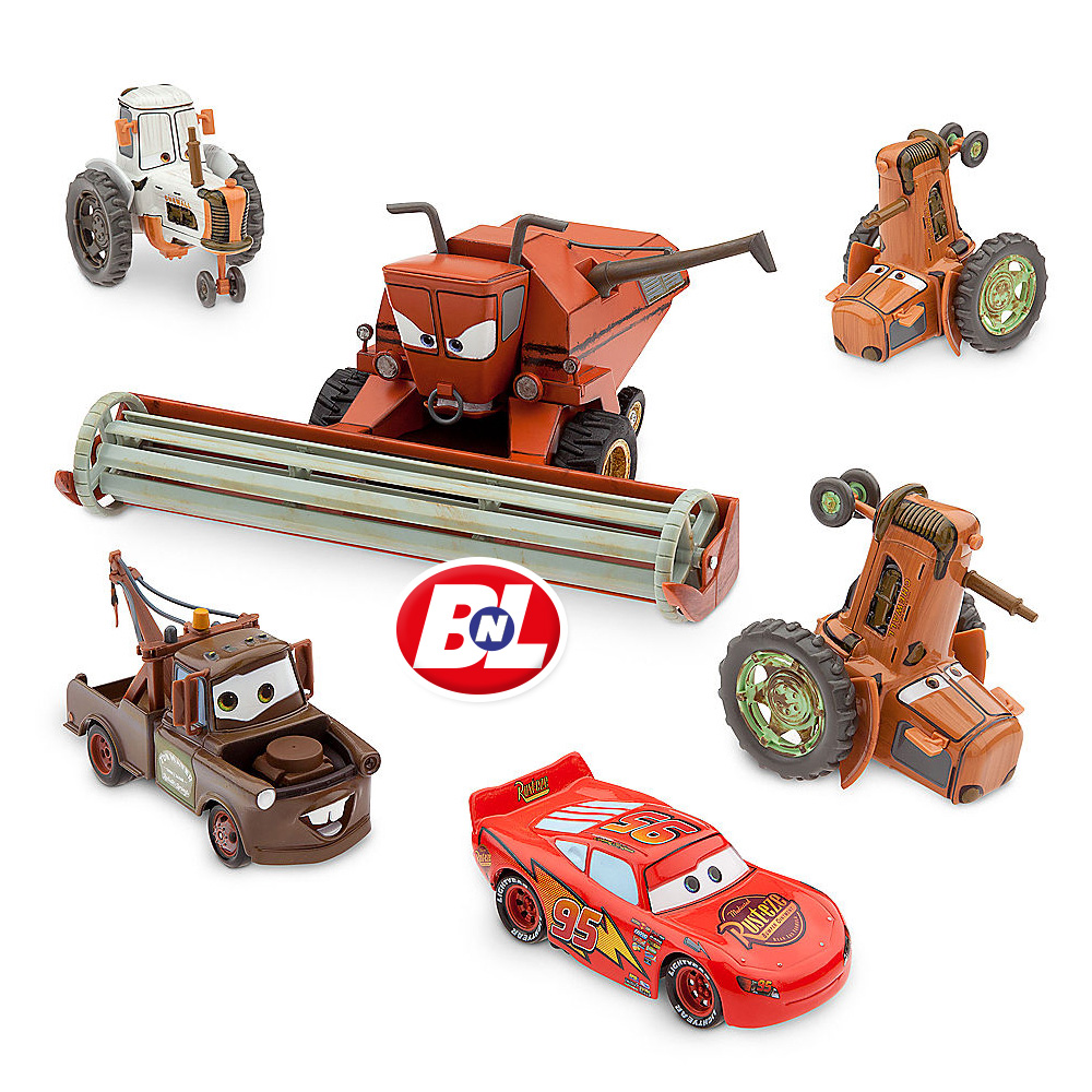 Tractor From Cars : Welcome on buy n large cars tractor tipping set