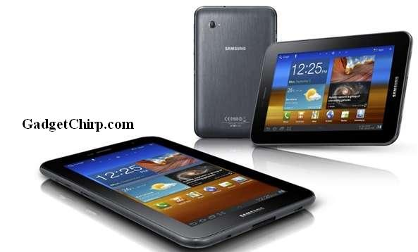 Samsung GALAXY Tab 620 (GALAXY Tab 7 Plus) is available in India