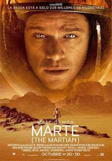 Marte, The Martian, Ridley Scott