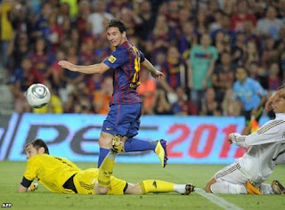 messi+ronal