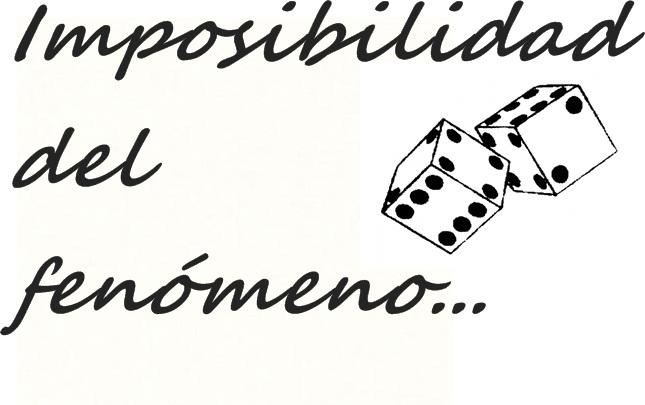 Imposibilidad del fenómeno