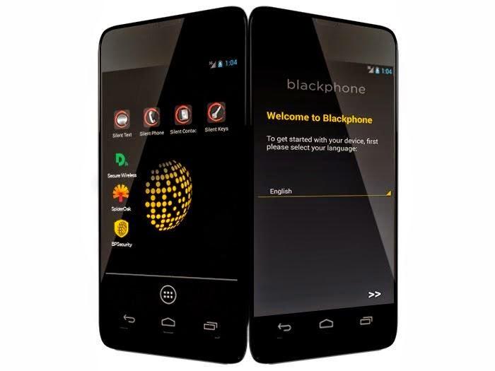 Blackphonek, el smartphone más seguro