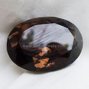 Batu Permata Smoky Quartz - SP931