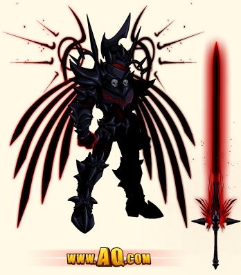 aqw how to change random weapon of nulgath