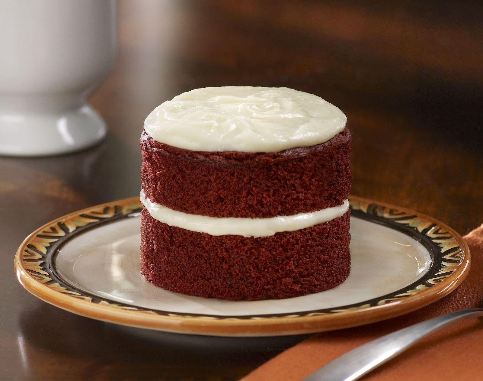 ... Malaysia: Freebies > Tony Roma's Mini Red Velvet Cake (Flash coupon