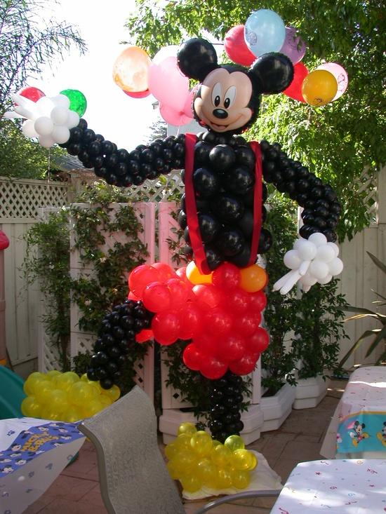Arreglos con globos para fiestas infantiles arcos con for Globos para quinceaneras