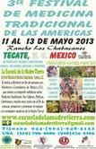 FESTIVAL DE MEDICINA TRADICIONAL 2013