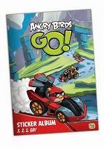 Angry Birds Go! Álbum