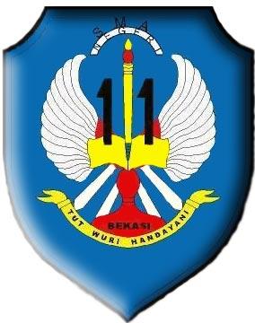 Logo SMA Negeri 11 Bekasi