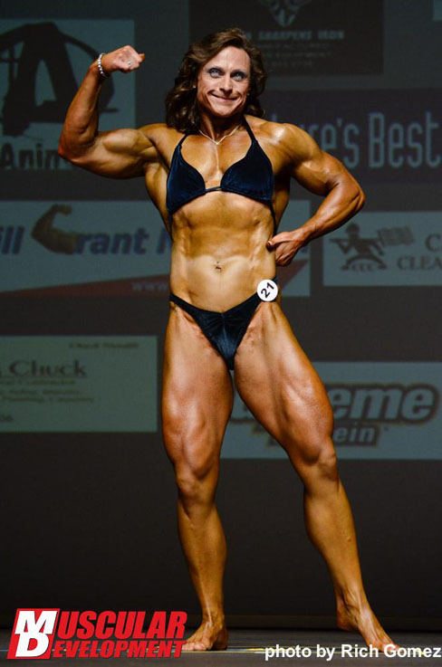 Heather Darling Female Muscle Bodybuilding Fitness Blog Muscular Development