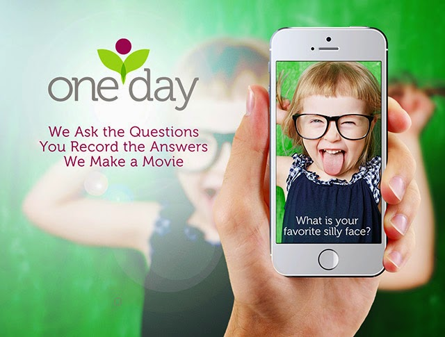 Make your life a movie with OneDay from www.anyonita-nibbles.co.uk