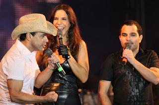 Zezé Di Camargo e Luciano - Ivete Sangalo