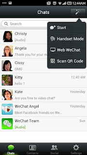 Download WeChat For PC