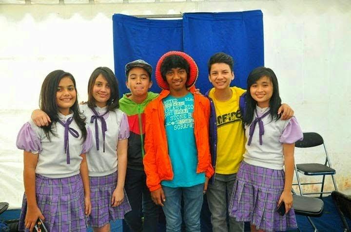 Bidadari Takut Jatuh Cinta di SCTV 2015