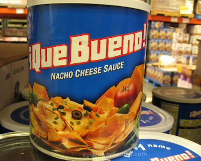 Ortega Que Bueno Nacho Cheese Sauce: great as a condiment or topping