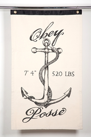 Obey Anchor Clothing
